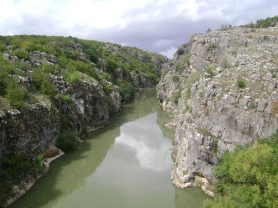 Prizren, Kosovo: I believe this is called a delta.