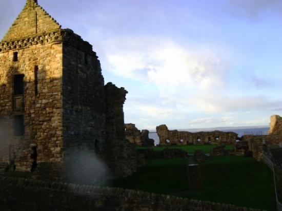 St Andrews Castle: The Castle again!