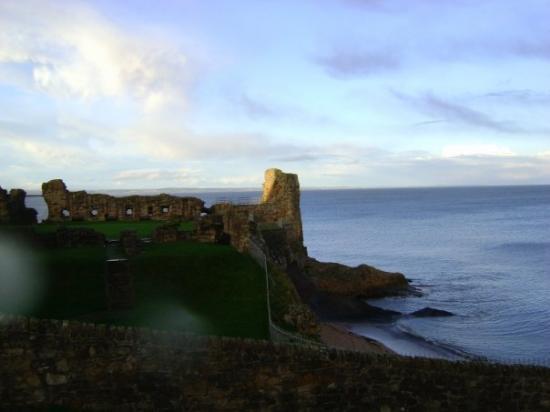 St Andrews Castle: The Castle