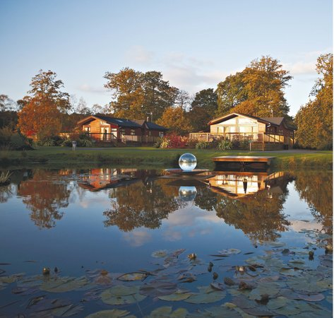 Self Catering Breaks at Rudding Park: 5 Star Luxury Lodges