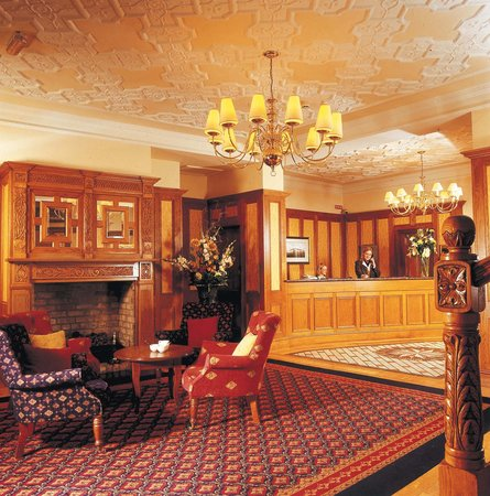 Newgrange Hotel: Reception friendly as always