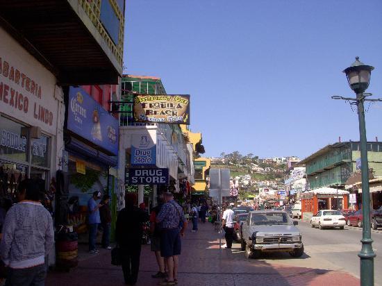 Ensenada, Mexico: ショッピングが楽しい町!!