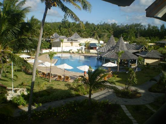 Jalsa Beach Hotel and Spa: Awesome beach and pool view from the room