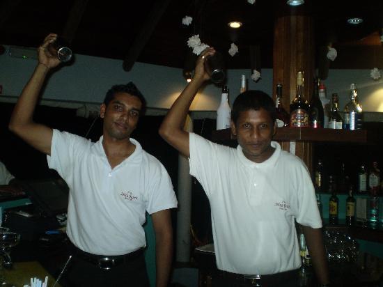 Jalsa Beach Hotel and Spa: Amazing staff (Vishal and Nitesh)