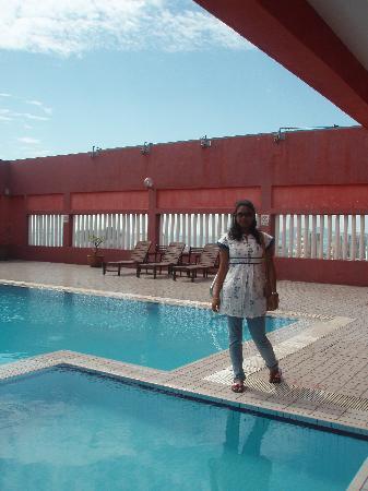 Grand Continental Hotel - Penang : Rooftop Swimming Pool