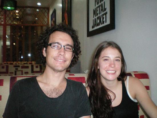 Hanoi Rendezvous Hotel : Luke & Sarah