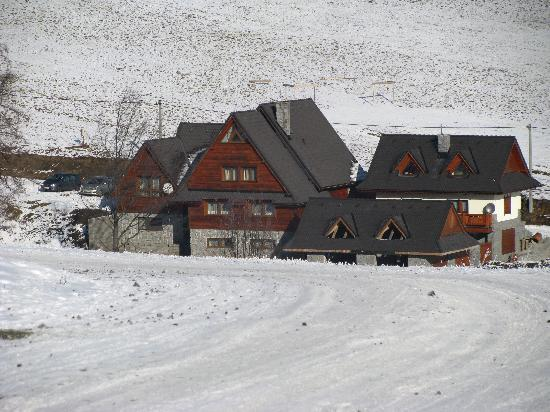 Pension Vasko: Beautiful setting in a valley