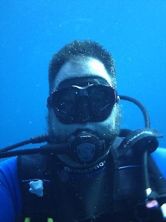 Octopus Diving : Me