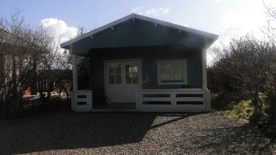 Ard Nahoo: Hawthorn Eco Cabin