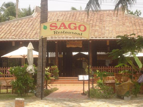 sago: restaurant view