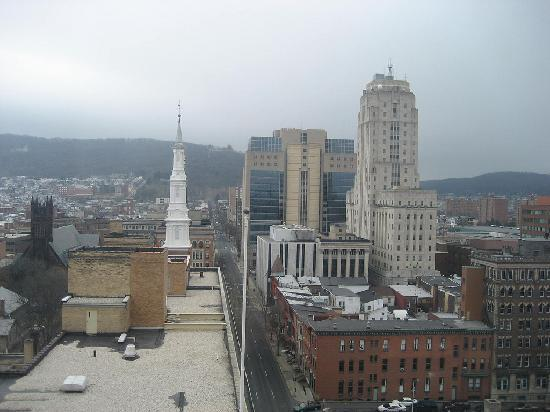 Abraham Lincoln Hotel : View from the 15th Floor