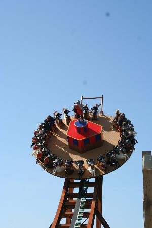 Bretteville Sur Odon, Prancis: Great for thrill seekers