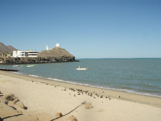 San Felipe Marina Resort & Spa: View from the Malecon