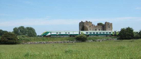 Railtours Ireland First Class - Day Tours