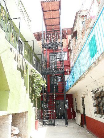 La Casa de Dona Ana: the apartments in San Matias-great place