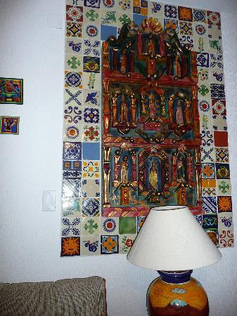 La Casa de Dona Ana: in the Retablo suite