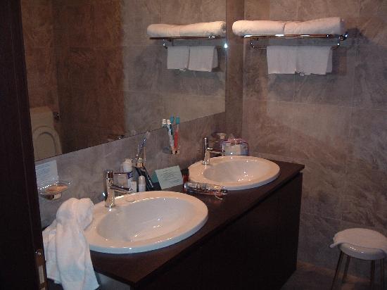 Sardegna Grand Hotel Terme: Bagno
