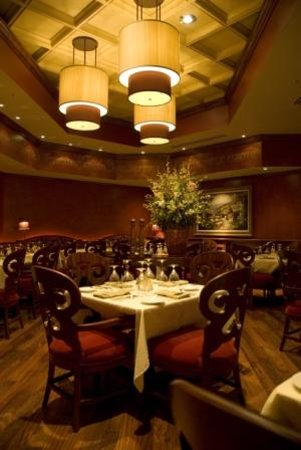 Angelina's Ristorante: The Red Rood - an elegantly appointed private room available for meetings and private parties.
