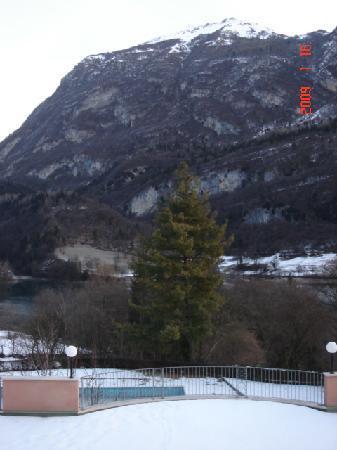 Club Hotel Lago di Tenno: Vue du Club l'hôtel Lago di Tenno 2