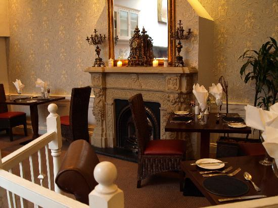 Enniscorthy, Ireland: International Restaurant Treacy,s