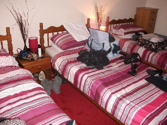 Bradbury Hotel: Our Room