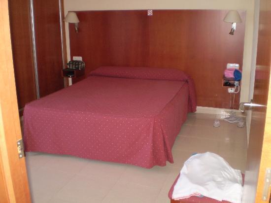 Hotel Playas de Torrevieja: habitacion