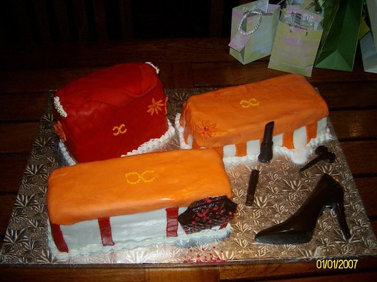 Clyde's At Mark Center: My Cake