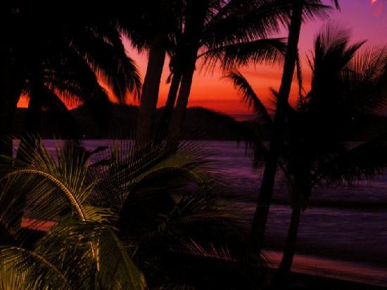 Samara Tree House Inn: sunrises were gorgeous!
