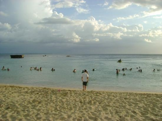 Crash Boat beach in Aguadilla