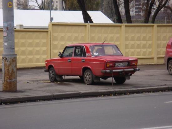 une vieille voiture picture of kiev ukraine tripadvisor. Black Bedroom Furniture Sets. Home Design Ideas
