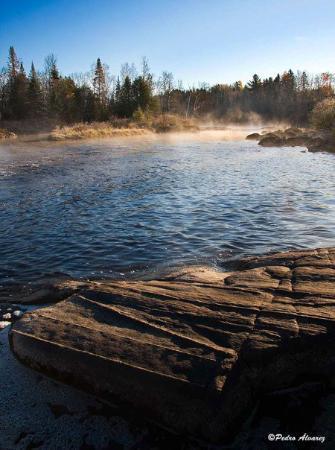 Algonquin Provincial Park, Canadá: algonking-park3