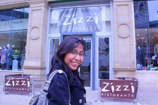 Zizzi - Manchester Corn Exchange