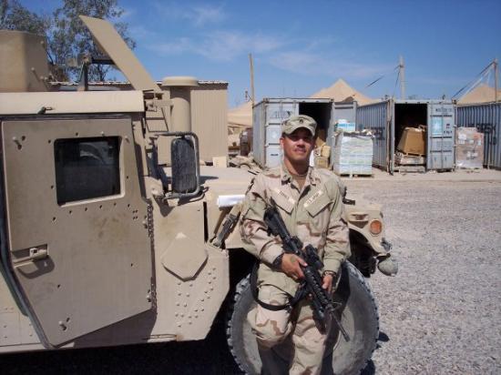 الرمادي, العراق: Habbaniya 2004