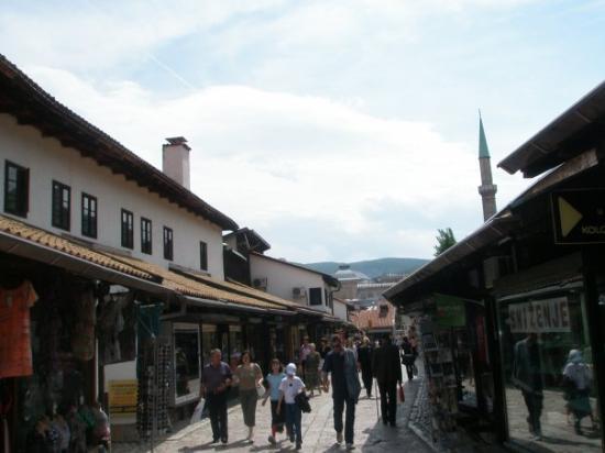 Bascarsija: Baščaršija