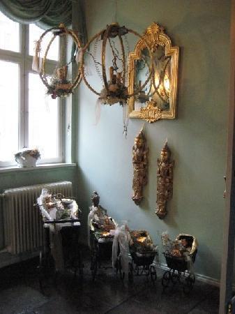 Harmonien Hotel: interior