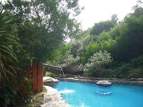 Dunas del Este: piscina abierta