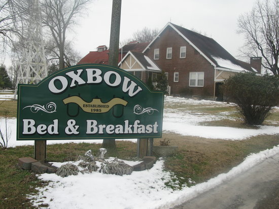 Oxbow Bed and Breakfast: Inn