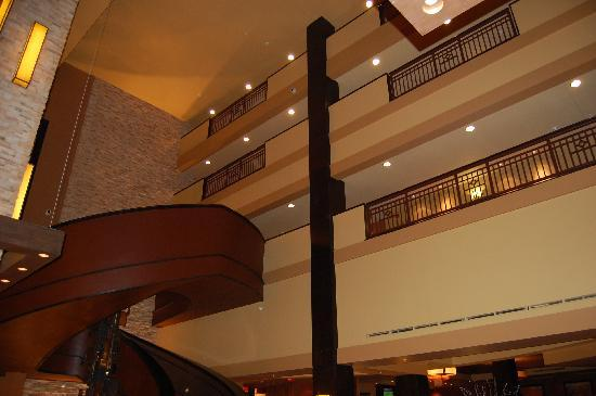 Bloomington-Normal Marriott Hotel & Conference Center: Lobby