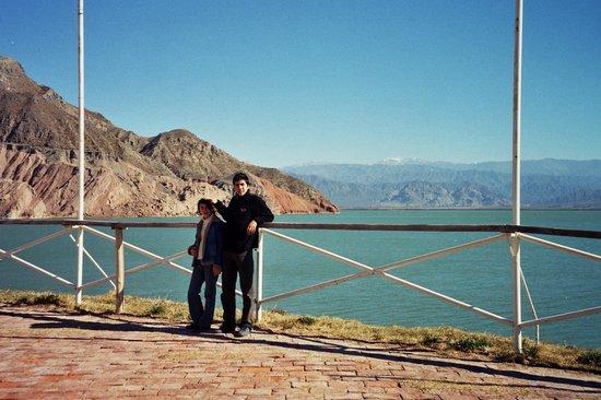 Province of San Juan, Argentina: 13 San Juan- Ullum Vista desde Punta Tabasco
