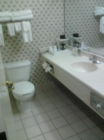 Country Inn & Suites By Carlson, Elgin: Bathroom