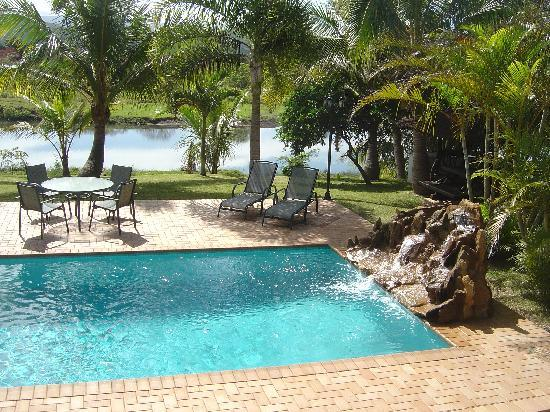 Hotel La Nera: pool view