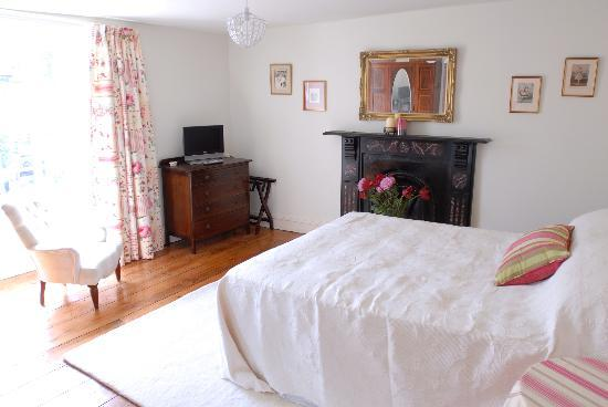 Warmington House: Double en-suite room