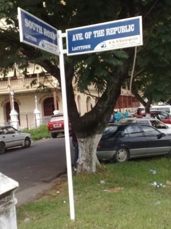 Τζορτζτάουν, Γουιάνα: A corner of Georgetown