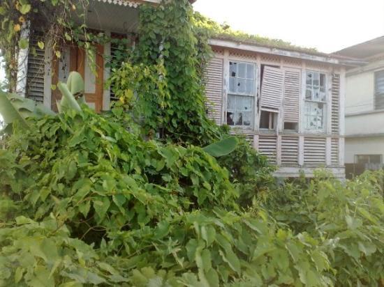 จอร์จทาวน์, กายอานา: This house has seen better days.