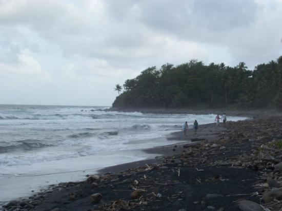 Roseau, Dominika: Atlantic side of Dominica