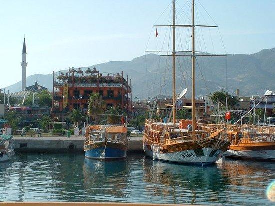 أنتاليا, تركيا: türkei
