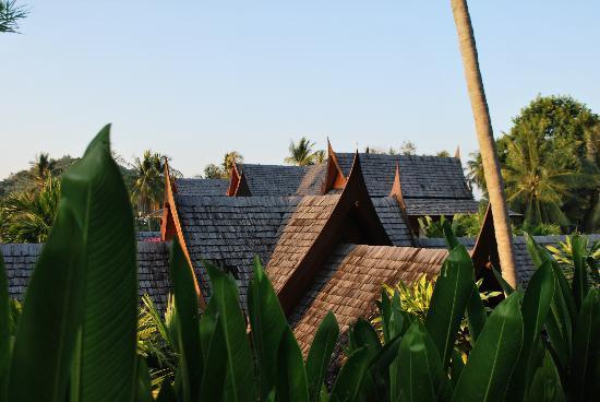 Ayara Hilltops Resort and Spa: Rooftops