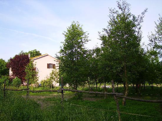 Eco B&B I Gabbiani: Esterno casa