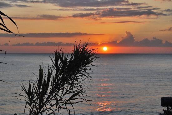 Villaggio degli Olivi: Che tramonti!!