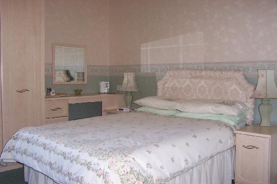 Albert Villa: Double Room